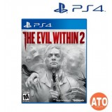The Evil Within 2 For PS4 (R3) CHI/ENG