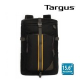 Targus 15.6' Seoul Backpack (Black | Turquoise | Orange)