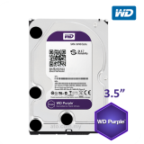 "WD Purple Surveillance 3.5"" Hard Drive"