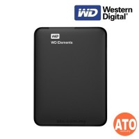 WD Elements Portable (1TB | 2TB) 3-years Warranty