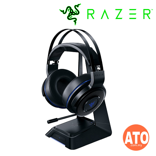 Razer Thresher Ultimate Wireless PS4 Gaming Headset With Stand (3